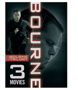 Bourne-Trilogy