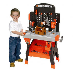 black and decker toy tool bench assembly instructions