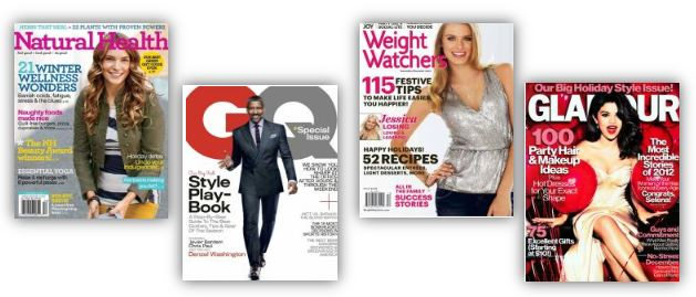 fashion-health-magazines