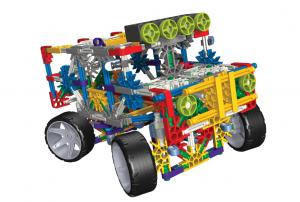 k'nex-truck