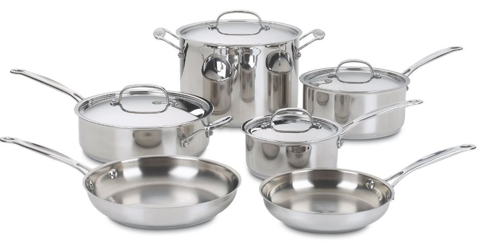 stainless-pan-set