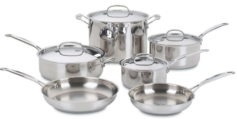 stainless-pan-set