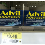 Walmart Advil Deal: 3 Bottles for Only .48 Each After Coupons & Rebate!