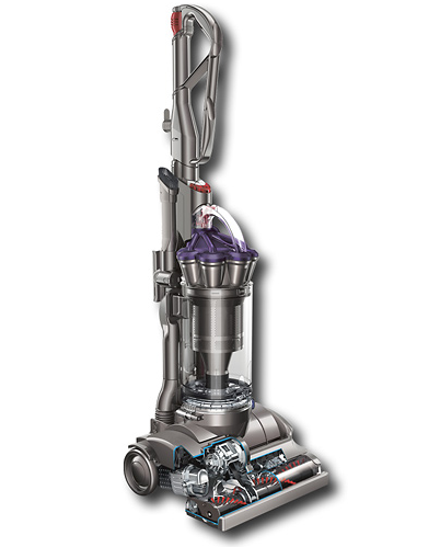 how to clean my dyson animal vacuum