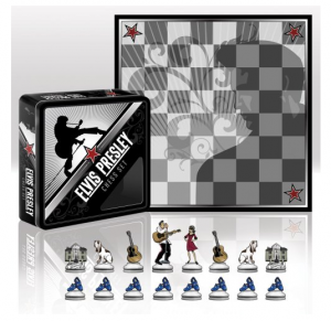 Elvis-Chess-Set