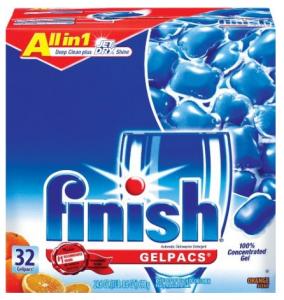 Finish-Gel-Packs