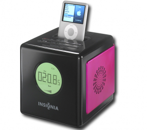 Insignia-Ipod-Dock