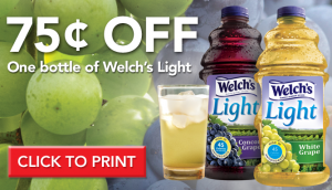 Welch's-Light-Juice-Coupons