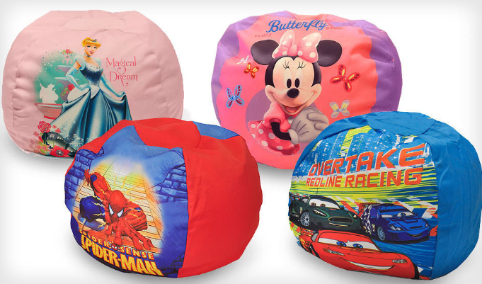 Disney Amp Marvel Comic Beanbag Chairs Only 19 Shipped
