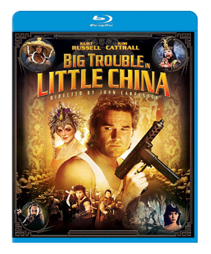 Big Trouble In Little China On Blu Ray For Only 7 On Amazon
