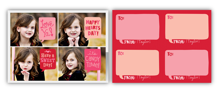 custom school valentine's day cards as low as .25 each with, Ideas