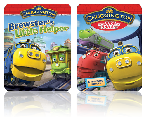 chuggington-dvd
