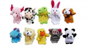 finger-puppets