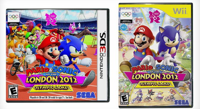 Wii Games List 2012 : Nintendo ds wii video games mario sonic at the