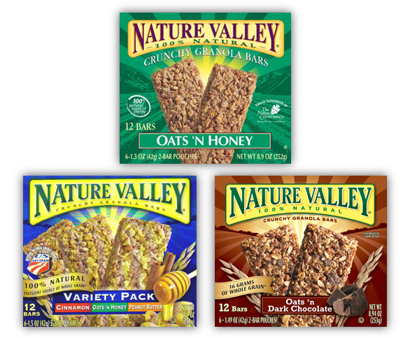 Nature valley ...