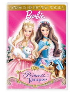 Barbie-DVDs