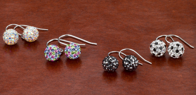 Crystal-Ball-Earrings