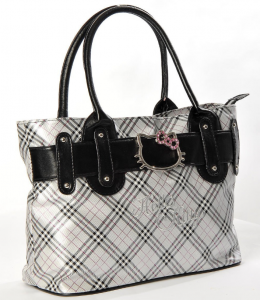 Hello-Kitty-Plaid-Bag