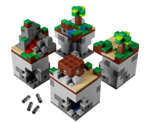Lego-Minecraft-Game