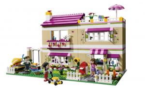 Lego-Olivia-House