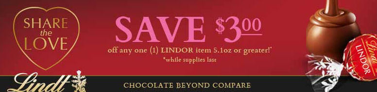 Lindt-Coupon