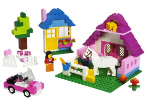 Pink-Legos