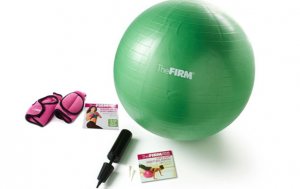 The-Firm-Ball-Workout-Set