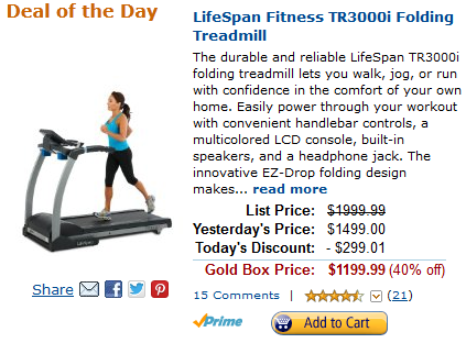 amazon-treadmill-deal