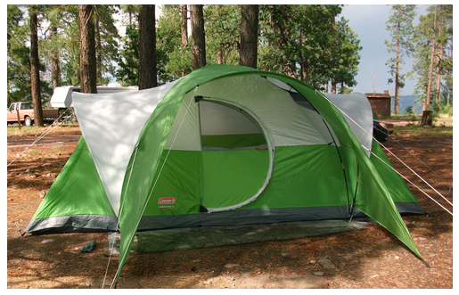 coleman-tent & Coleman Montana 8-Person Tent Only $99.99 Shipped (down from $219.99)!