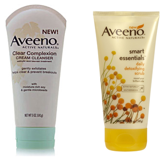 Are aveeno facial products any good