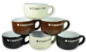 Cuccino Mugs