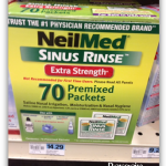 FREE NeilMed Sinus Rinse Hypertonic Packets After Rebate at Rite Aid!