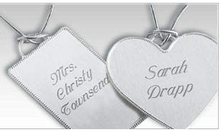 FREE Engraved Key Chain Tags f...