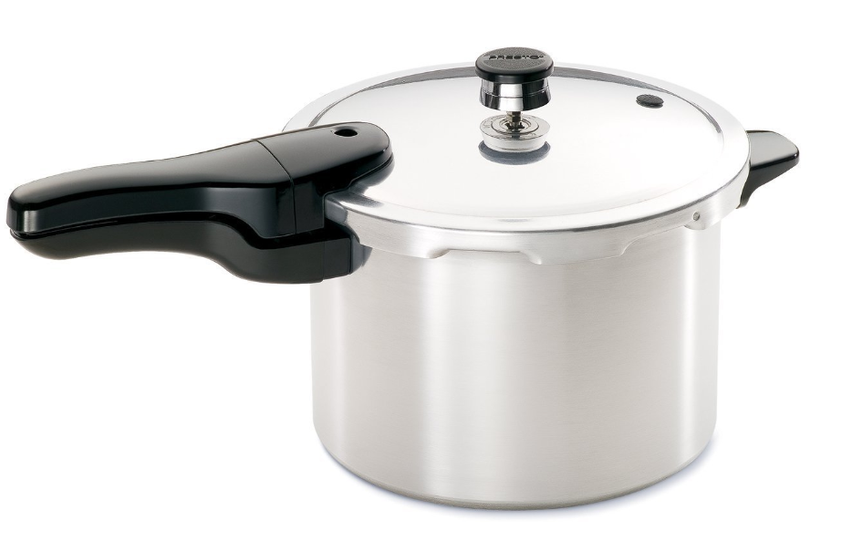 Presto 6 Quart Pressure Cooker Only Down From 60