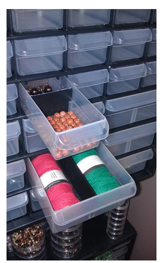 Akro Mills 64 Drawer Storage Hardware Amp Craft Organizer