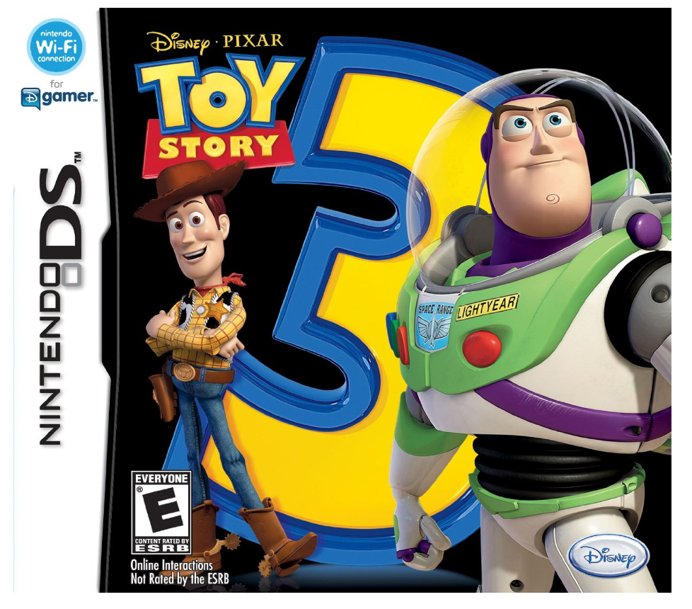 Toy Story 3 Games : Toy story nintendo ds game only down from