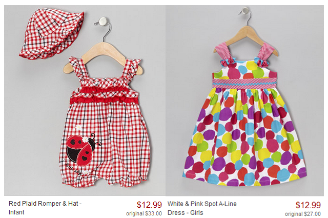 Zulily Dresses For Girls