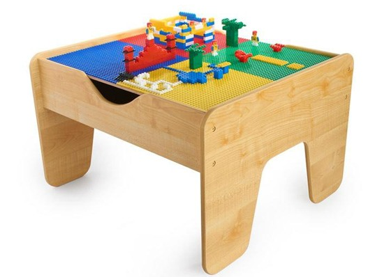 kidkraft 2 in 1 activity table just down from 119. Black Bedroom Furniture Sets. Home Design Ideas