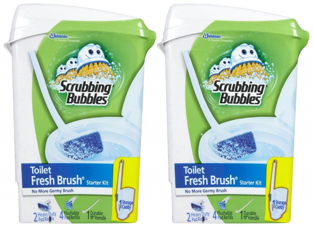 Wow! Here is a High Value coupon for Scrubbing Bubbles Automatic Shower Cleaner Starter Kit! Go here to print out the $10 off coupon! Plus, here are some other great Scrubbing Bubbles coupons:• BOGO Scrubbing Bubbles Automatic Shower Cleaner refill (Thanks, Rose Knows Coupons)• Buy.