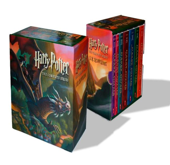 Harry Potter Book Set Target : Harry potter paperback box set books only