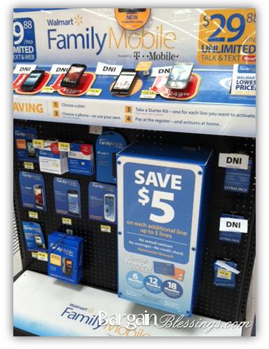 Reviews Walmart Family Plan Cell Phone 2013