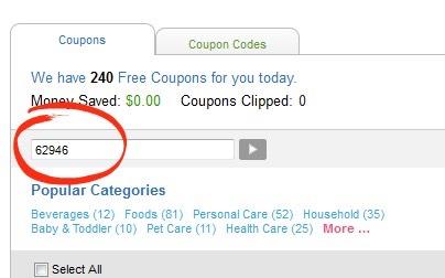 Free Food Coupons May