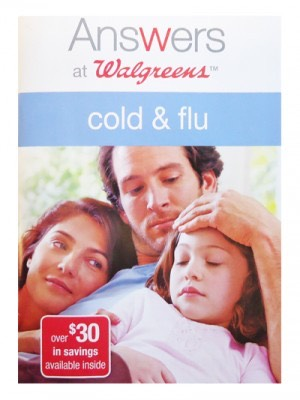 Walgreens Cold Flu Book 300x400 New 2013 2014 Answers at Walgreens Cold and Flu Coupon Booklet!