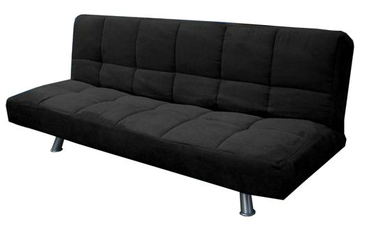 Your Zone Futon Lounger Only 99 Down From 140 Free Shipping