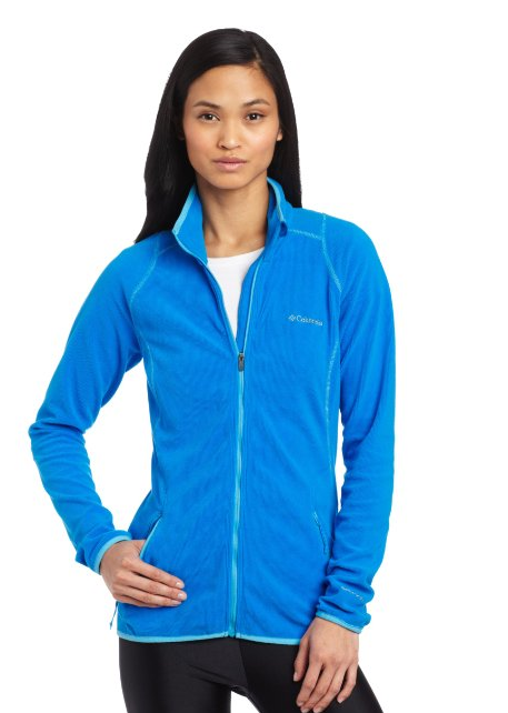 Columbia Women's Summit Rush Fleece Jacket Only $24.25 (down from ...