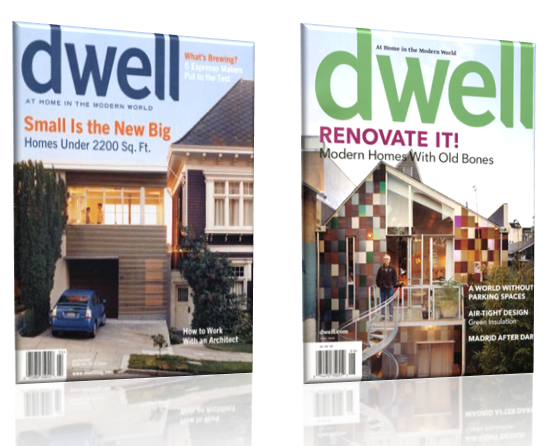 hot  dwell magazine 1