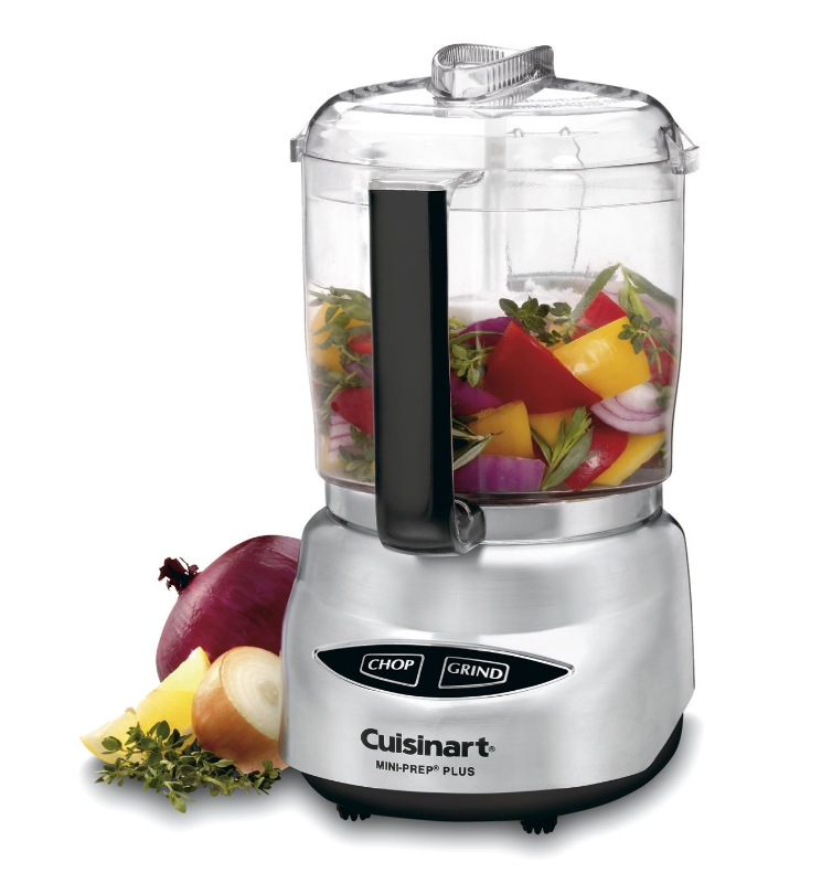 Cooking With A Cuisinart Food Processor