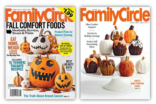 Magazine Family Family Circle Magazine