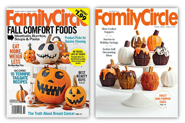 Magazine Family Circle Family Circle Magazine