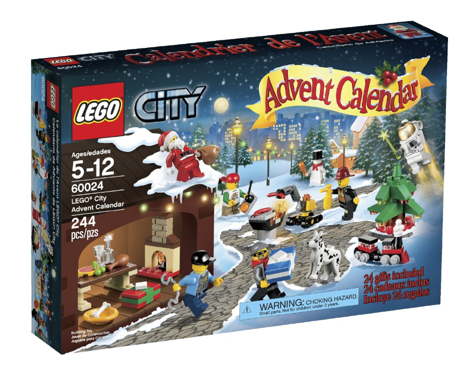 LEGO 2013 City Advent Calendar $27.99 + FREE Shipping!